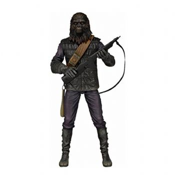 "Planet Of The Apes Gorilla Soldier 7"" Action Figure NECA"